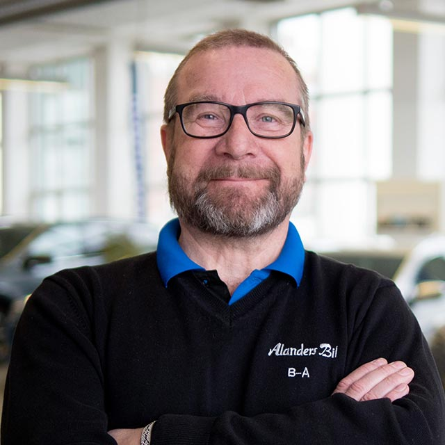 BA Björkman - Alanders bil i Östersund