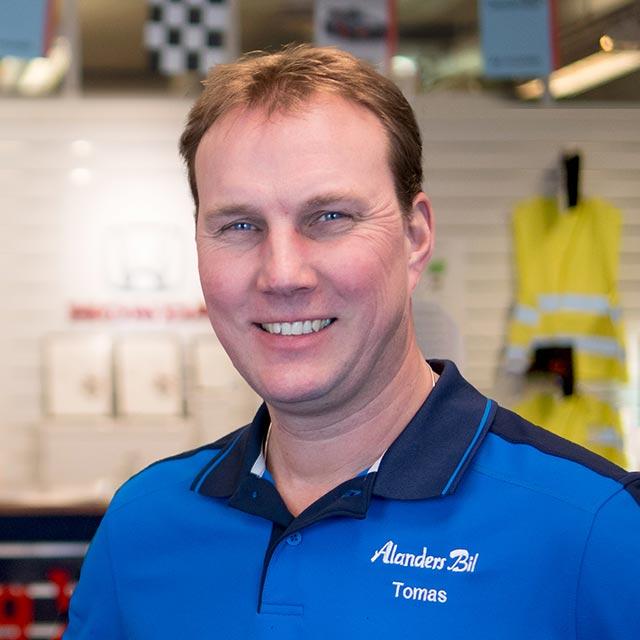 Tomas Danielsson - Alanders bil i Östersund